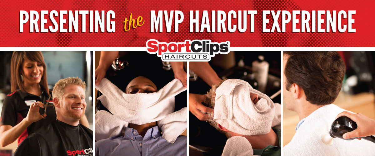 The Sport Clips Haircuts of Fayetteville - Ramsey Commons  MVP Haircut Experience